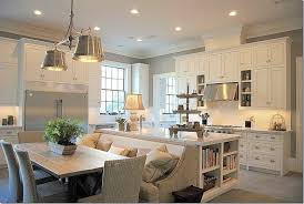 Kitchen Island With Built In Seating Kitchen Island With Built In Seating Inspiration The Owner