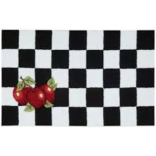 Red White And Blue Rugs Rug Black And White Kitchen Rugs Jamiafurqan Interior Accessories