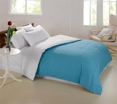 Light Blue Bed Comforters Light Blue Silver Grey Bedding Set King Size Queen Quilt Doona