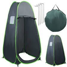 Privacy Pop Bed Tent Portable Pop Up Camping Fishing Bathing Shower Toilet Changing