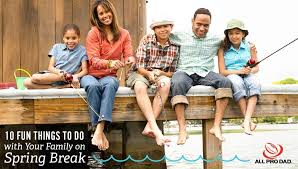 10 things to do with your family on all pro