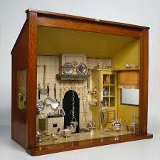 Dolls House Kitchen Furniture Doll U0027s House Kitchen With 45 Miniatures Rijksmuseum Public