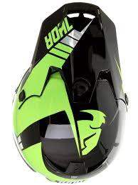 thor motocross helmets thor black fluorescent green 2016 verge rebound mx helmet thor