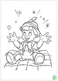 pinocchio coloring coloring