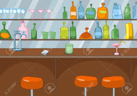 cartoon alcohol image result for bar counter cartoon cartoons two pinterest