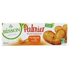 palmier du chili bisson palmier bio pur beurre 100g houra fr