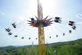 Six Flags Fort Worth Texas Skyscreamer Why Does That Look Fun Fort Worth Weekly