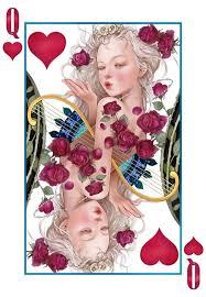 119 best vintage prints images on pinterest queen of hearts