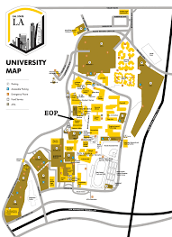 Csulb Campus Map Csula Location Images Reverse Search
