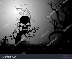 spooky background halloween abstract spooky background halloween celebration stock vector