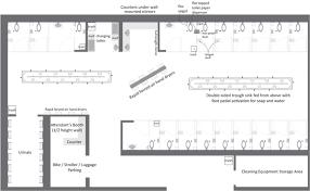 Public Bathroom Dimensions Public Bathroom Design Plans Public Bathroom Design Plans Tsc