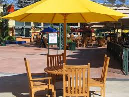 Yellow Patio Chairs Patio 58 Yellow Patio Umbrellas Walmart With Four Chair And
