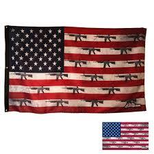 Whip Flag Large 3 U0027x5 U0027 Sand Rail Atv Utv Rv American Guns Flag 3x5 Flags