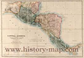 Map Of Central Usa by Map Of The Usa Exploration 18351850 Gif Of Americas Foreignborn