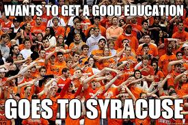 Syracuse Meme - 15 hilariously accurate memes about new york