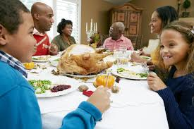 thanksgiving is more than a meal it is an expression of