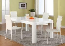 emejing dining room white contemporary home design ideas