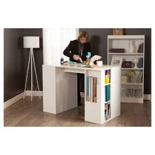 counter height craft table crea counter height craft table with storage pure white south