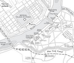 map of new city hue