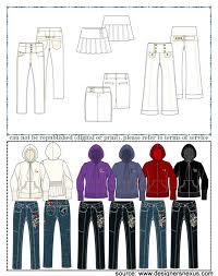 how to make a fashion portfolio