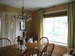 Informal Dining Room Casual Dining Room Curtain Ideas Business For Curtains Decoration