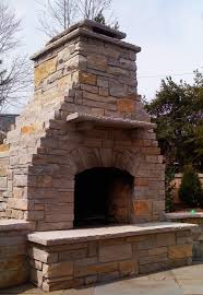 Outdoor Fireplace by Tips For Cleaning Your Outdoor Fireplace Lindemann Chimney Co