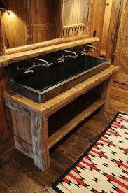 Bathroom Trough Sink 48 Best Plumbing Sinks Copper Rustic Stone Troughs And Vessels