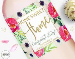 housewarming basket housewarming gift basket etsy