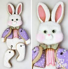 rabbit cookies 90 best sugar cookies with royal icing easter images on