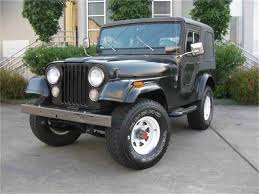 classic jeep cj5 for sale on classiccars com