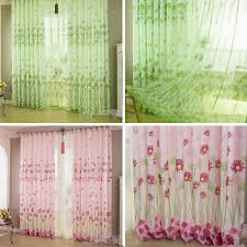 Sunflower Curtains Kitchen by Online Get Cheap Sunflower Curtains Valances Aliexpress Com