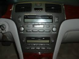 lexus 2003 es300 2003 lexus es300 aftermarket stereo question clublexus lexus