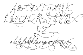 not sure if i think this cursive will work or not but its