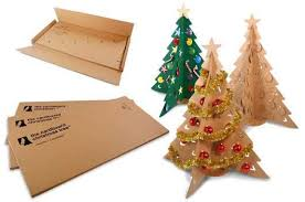 15 alternative christmas tree design ideas recycling paper
