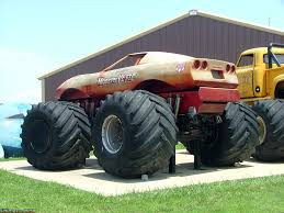 image monster vette by 426maxwedgie jpg monster trucks wiki