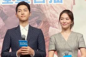 descendants of the sun couple song joong ki and song hye kyo
