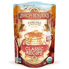 amazon com organic gluten free pancake and mix by birch