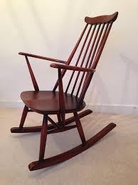 mid century rocking chair for all ages u2014 rs floral design