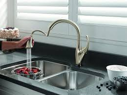 moen motionsense kitchen faucet best 25 touchless kitchen faucet ideas on best