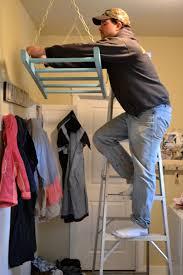 laundry room stupendous laundry room drying rack diy diy ballard