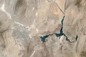 lake mead map lake mead still shrinking image of the day