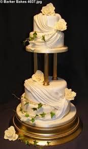 4 tier wedding cakes u2013 barker bakes ltd