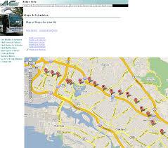 Maps Api Transit 511 Org Using Google Maps Api Mechanical Mongrel