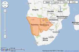 africa map kalahari desert dipsina multimaculata