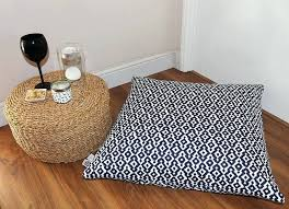 floor cushions cool and comfy floor cushions and floor pillows