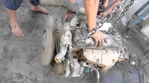 motor corporation joywell motor corporation used engine nissan td27 youtube