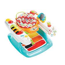 table d activité bébé avec siege fisher price piano d activités 4 en 1 bambinovpc