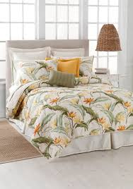 Bahama Bed Set by Tommy Bahama Birds Of Paradise Quilt Collection Belk