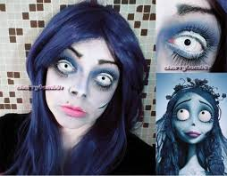 Corpse Bride Halloween Costume 219 Corpse Bride Ideas Images Halloween Makeup
