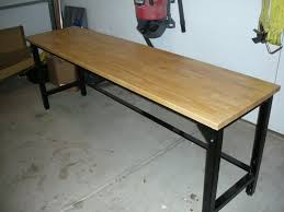craftsman work benches with b blocck top 189 the garage journal